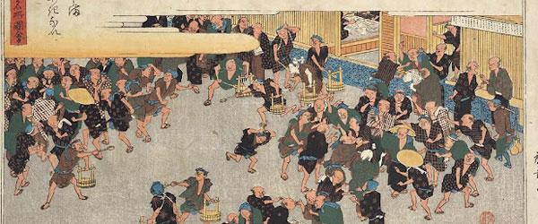 ローソク足の起源は堂島米市場
